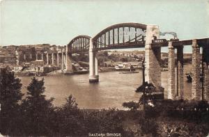 uk25614 saltash bridge uk