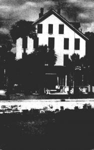 Florida St Augustine Ocean View Hotel