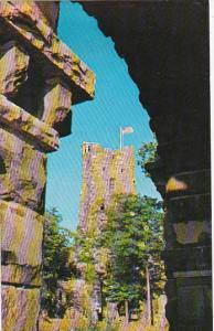 Canada Ontario Thousand Island Alster Tower Boldt Castle On Heart Island