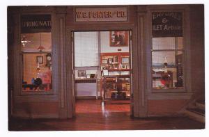 GREENSBORO, North Carolina, 50-60s; W.C. Porter Drug Store