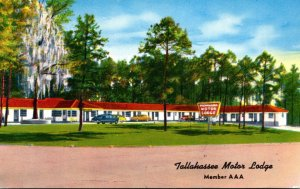 Florida Tallahassee The Tallahassee Motor Lodge