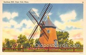 Cape Cod, Mass, USA Eastham Mill