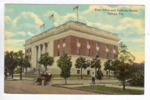 Post Office and Custom House, Tampa, Florida, 00-10s