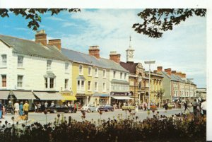 Somerset Postcard - The Parade - Minehead - Ref 16281A