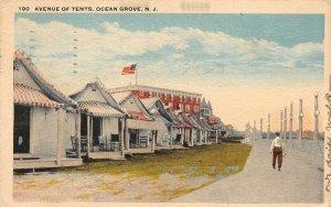LP56 Ocean Grove     New Jersey Avenue of Tents