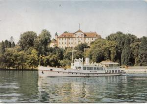 Insel Mainau im Bodensee, Germany, 1958 used Postcard