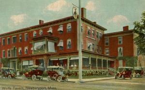 MA - Newburyport. Wolfe Tavern