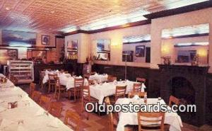Paolucci's  Restaurant, New York City, NYC Postcard Post Card USA Old Vintage...