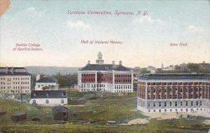 New York Syracse Syracuse Universites