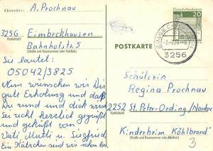 Postkarte, St. Peter-Ording Nodsee Postcard