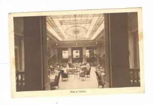 Splendide Hotel, Hall Et Salons, Marseille, France, 00-10s
