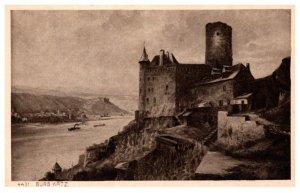 Germany  Burg Katz