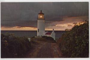 North Head Lighthouse, Long Beach CA