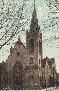 READING, Pennsylvania, 1900-1910s; St. Mathew's Evangelical Lutheran Church
