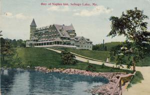 SEBAGO LAKE , Maine , 00-10s ; Bay of Naples Inn