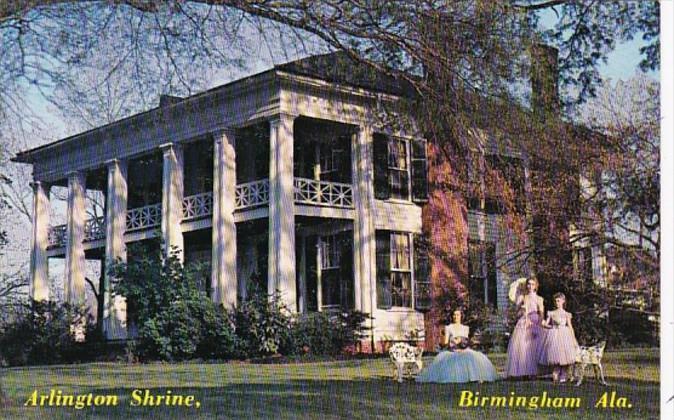 Alabama Birmingham The Arlington Shrine