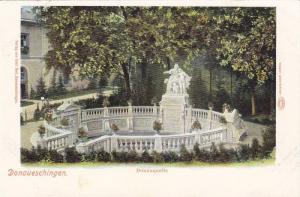 Donauquelle, Donaueschingen (Baden-Wurttemberg), Germany, 1910-1920s