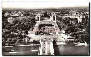 Old Postcard Paris Palais de Chaillot