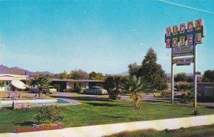 Arizona Gila Bend Yucca Motel With Pool
