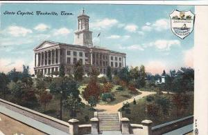 State Capitol, Nashville, Tennessee, 1900-1910s