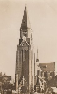 RP: BREDA , Netherlands , 1920-30s ; Church