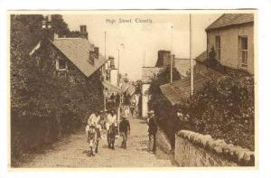 High Street, Clovelly, Devon, England, UK , 10-20s