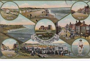 MABLETHORPE , England, 1906