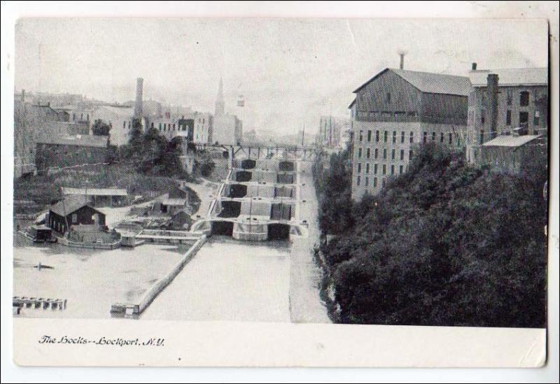 The Locks, Lockport NY