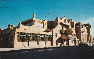 La Fonda Hotel, SANTA FE, New Mexico, PU-1966