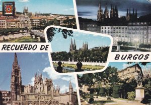 POSTAL 19054: Burgos