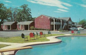 LITTLE ROCK , Arkansas , 1950-60s ; Magnolia Court , Swimming Pool
