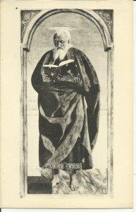 A Saint, By Piero della Francesca, Frick Collection