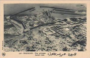 Morocco Mazagan Aerial View 1920s-30s