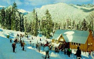 WA - Snoqualmie Pass. Ski Acres