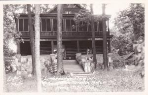 RP; Limberlost Cabin, Home of the Gene Strattin Porter, ROME CITY, IN, 30-40s