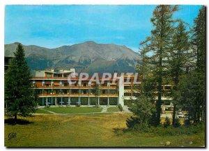 Postcard Modern Pra Loup B A to Honore Bonnet Station Hotels Gray d'Albion an...