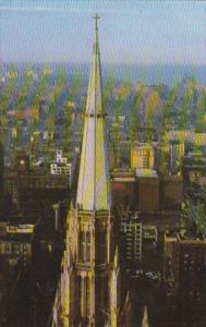 Chicago Temple First Methodist Chicago Illinois