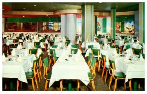 New York  City ,McGinni's of Sheepshead Bay Restaurant , Dining Room