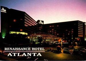 Georgia Atlanta Renaissance Hotel
