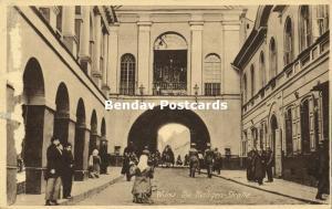 lithuania russia, VILNIUS WILNO WILNA, The Holy Street (1917) WWI Feldpost