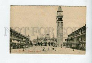 3155987 ITALY VENEZIA Piazza S.Marco Vintage postcard