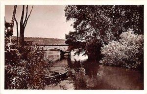 L'embouchure de la Vanne Sens France Unused