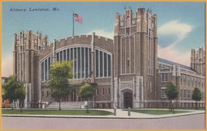 Lewiston, Maine, The Armory Building -