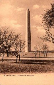 Washington D C The Washington Monument Tucks