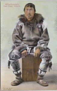 Siberia East Cape Kit-Le-Lourigen sk2993