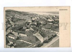 191443 Serbia Smederevo SEMENDRIA Vintage postcard