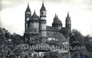Dom, Cathedral Worms a Rhein Germany 1952