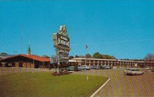 Howard Johnsons Motor Lodge Baton Rouge Louisiana