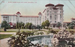 Hotel Green From City Park, PASADENA, California, 00-10s