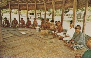 SAMOA , 50-60s ; Kava Ceremony